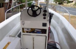 Caloundra Class Extreme Reef Fishing Boat