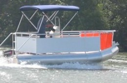 Cruiser Extreme Party BBQ Boat